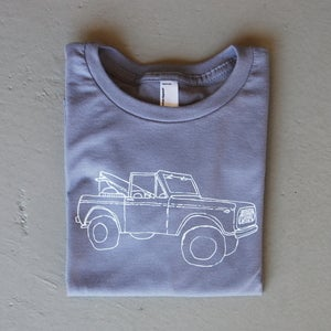 Image of Off to the Bay Children's Tee