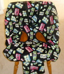 Image of Me Sew Comfy Shopping Cart Cover