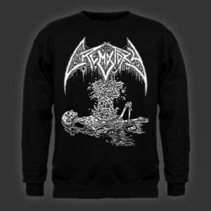 Image of Crematory  &quot; Exploding Chest &quot;  Sweatshirt