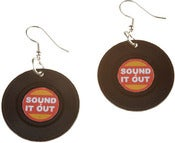 Image of SOUND IT OUT earrings (EXCLUSIVE Tatty Devine)