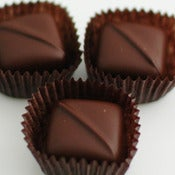 Image of chocolate covered butter caramels