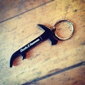 Image of HAMMER SHARK KEYCHAIN BOTTLE OPENER