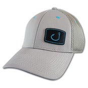 Image of Port Side Fitted Hat - Grey