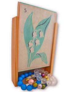 Image of KEEPSAKE BOX: Lily of The Valley