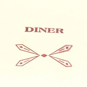 Diner Gift Certificate