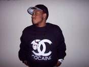 Image of Black &quot;CoCocaine&quot; Crewneck 