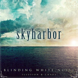 Image of SKYHARBOR - 'Blinding White Noise' 2x CD Digipak