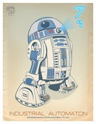 Image of R2 Industrial Automaton Print