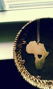 Image of Nuba Necklace *immediate ship*