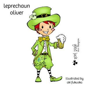 Image of Leprechaun Oliver