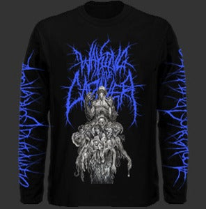 "Image of Waking The Cadaver ""Bodystack"" Longsleeve T shirt"