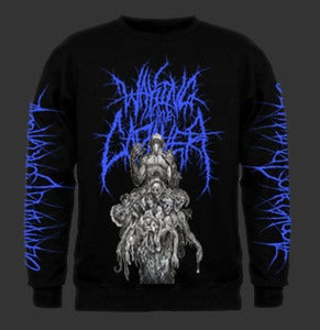 "Image of Waking The Cadaver ""Bodystack"" Sweatshirt"