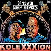"Image of DJ Premier/Bumpy Knuckles ""The KoleXXXion"" CD"
