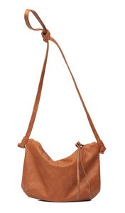Image of TGIF - Small Recycled Leather Bag