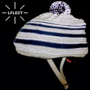 Image of HAT / HELMET COVER &lt;br&gt;LFLECT REFLECTIVE