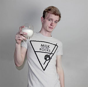 Image of MILK ON THE ROCKS