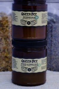 Image of 9 oz Ecz'orasis Balm or Strains & Sprains Salve