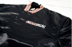 Image of Chicagorillas Baseball Jacket