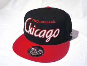 Image of Chicagorillas Snapback Hat