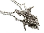 Image of THE PIZZASAURUS NECKLACE
