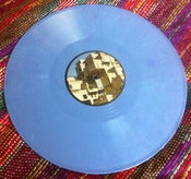 Image of Salva - Complex Housing LP (Baby Blue Vinyl)