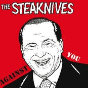 "Image of Steaknives ""Against You / Victims"" 7"""