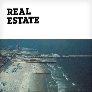 Image of REAL ESTATE 'FAKE BLUES' 7&quot; **SOLD OUT**
