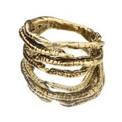 Image of CLAW WEAVE RING