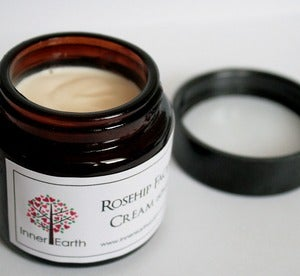 Image of Organic Rosehip Facial Cream 60ml