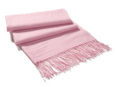 Image of Cashmere Pashmina / Pashmina en cachemire