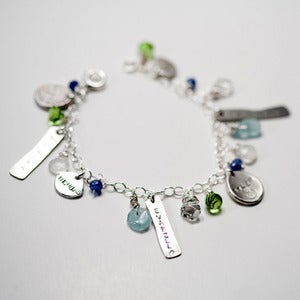 Image of Sweetheart Charm Bracelet