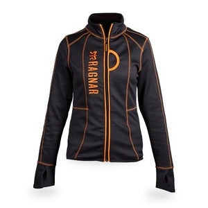 Image of Women&amp;#x27;s Ragnar Fitted Performance Jacket- Orange
