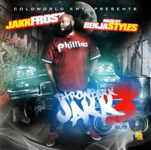 "Image of JAKK FROST ""THROWBAKK JAKK 3"""