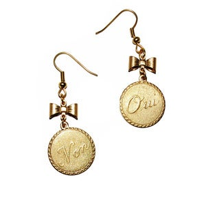 Image of Non and Oui Earrings