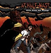 "Image of  AT HALF-MAST - ""Alive, Alone, and Waiting"" CD (Import)"