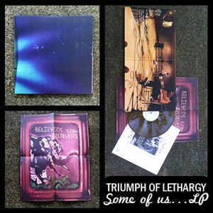 "Image of Triumph of Lethargy S.A.T.D. ""Some of Us Are in This Together"" LP DSBR021"