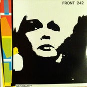Image of FRONT 242-Geography 12&quot; Vinyl/ Mega RARE!