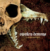 "Image of AWAKEN DEMONS ""FROM HEAVAN TO HELL"" CD"