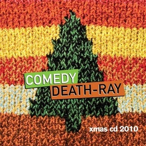 Image of Comedy Death-Ray XMas CD 2010