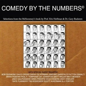 Image of Comedy By the Numbers© Book-On-Tape CD!