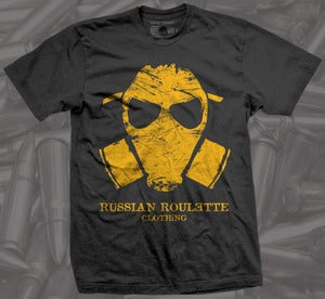 Russian Roulette Clothing Recycle More Humans
