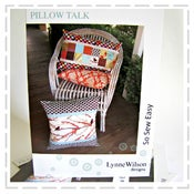 Image of Pillow Talk Pattern Card show 3 simple variations