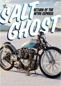 Image of The Salt Ghost: Return of the Nitro Express DVD