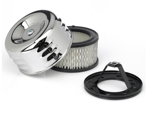 Image of Mooneyes Louvered Air Cleaner for Super E / G & CV Carbs
