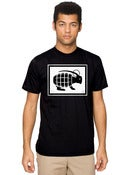 Image of Grenade Bunny T-Shirt - Black