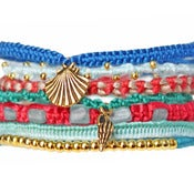 Image of Beach Comber Friendship Bracelets