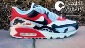 "Image of ""Samurai's Blade"" Air Max 90"
