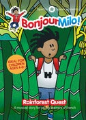 Image of Bonjour Milo! Rainforest Quest
