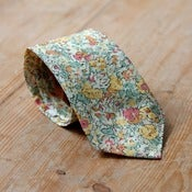 Image of Spring Floral Neck Tie