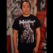 Image of INQUISITION &quot;BAPTIZED&quot; SHIRT